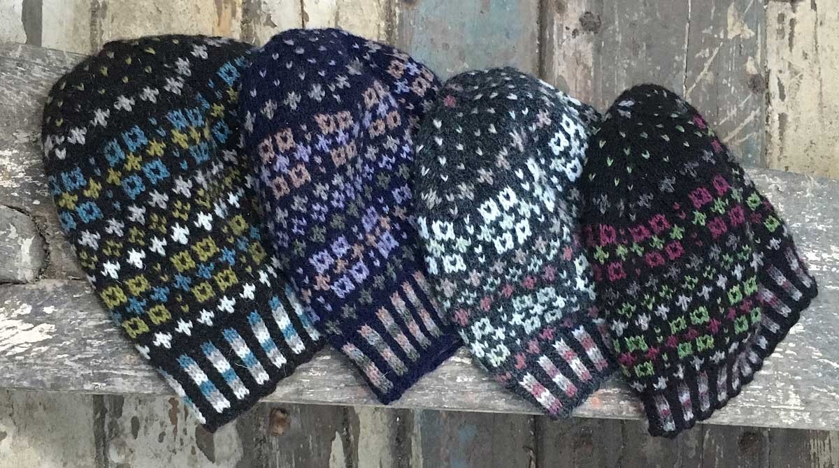2018 Shetland Wool Week Free Hat Pattern Available – Garden State ... 8de0e14dd19